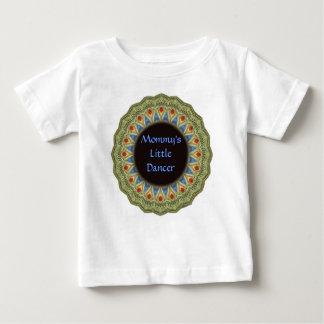 お母さんの小さいダンサー ベビーTシャツ
