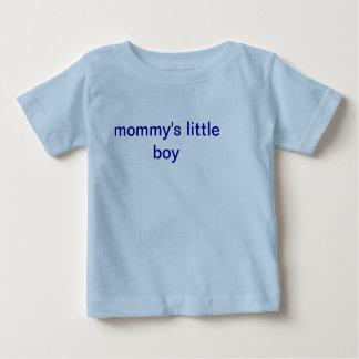 お母さんの小さい男の子のベビーのワイシャツ ベビーTシャツ