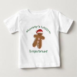 お母さんの少しジンジャーブレッド ベビーTシャツ