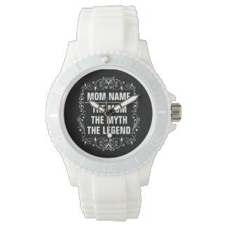 お母さんの幸せな母の日 腕時計