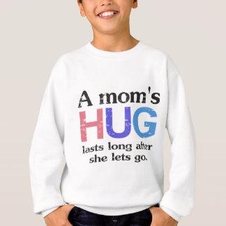 お母さんの抱擁 スウェットシャツ