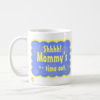 お母さんの時間 コーヒーマグカップ