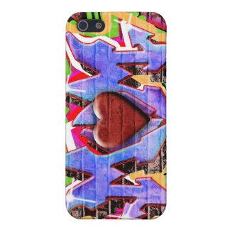 お母さんの煉瓦デザインiphone4 iPhone 5 ケース