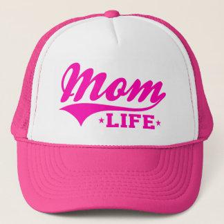 お母さんの生命 キャップ