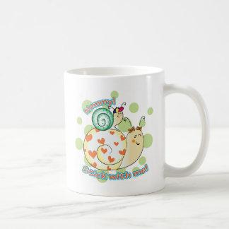 お母さんの男の子! コーヒーマグカップ