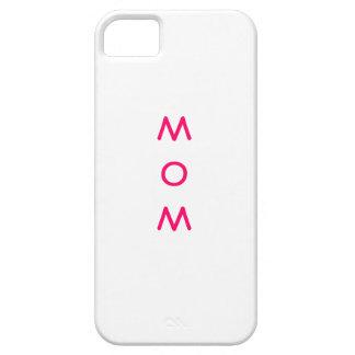 お母さんの電話カバー iPhone SE/5/5s ケース