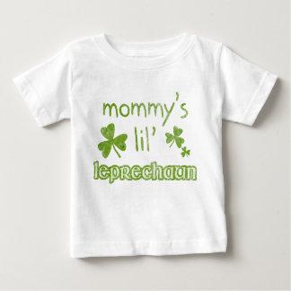 お母さんのLilの小妖精 ベビーTシャツ