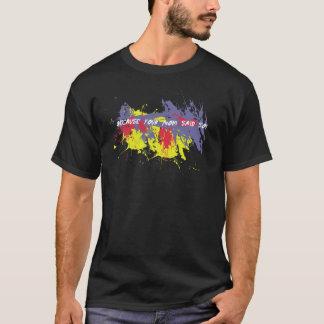 お母さんはTシャツをそう言いました Tシャツ