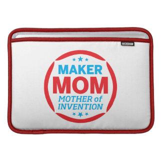お母さんを作って下さい MacBook スリーブ