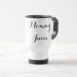 「お母さんジュース」トーゴの熱くか冷たいマグ トラベルマグ