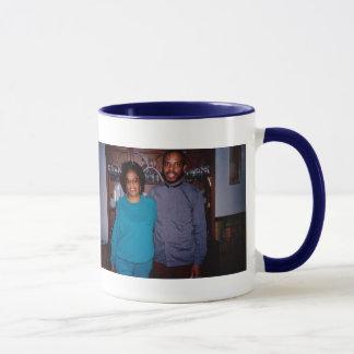 お母さん及びI マグカップ