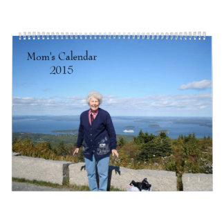 お母さん2015年 カレンダー