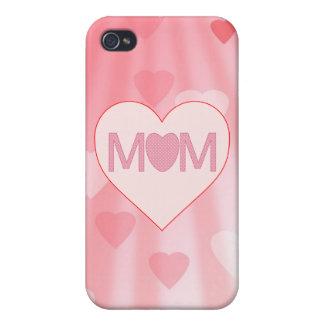 """""""お母さん""""のiPhoneの場合 iPhone 4 カバー"""