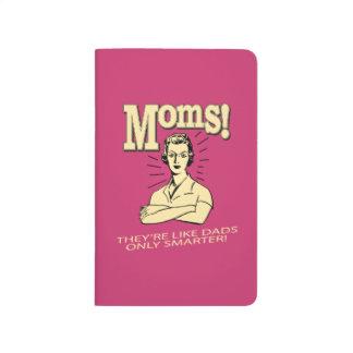 お母さん: より頭が切れるなだけパパのように、 ポケットジャーナル