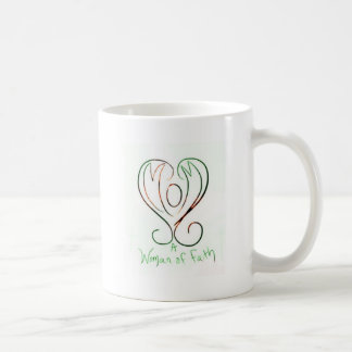 お母さん、信頼の女性 コーヒーマグカップ