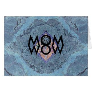 お母さんWOW (2) カード