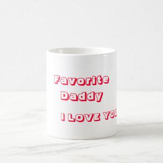 お気に入りのなお父さん、        … コーヒーマグカップ