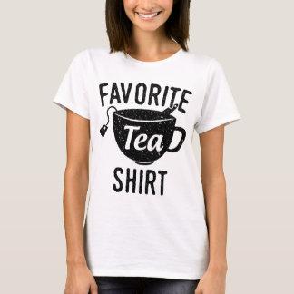 お気に入りのな茶ワイシャツ Tシャツ