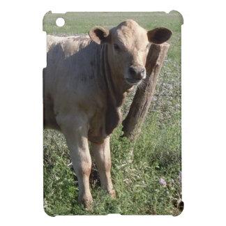 お気に入りのな負傷のポストのおもしろいな西部牛 iPad MINIケース