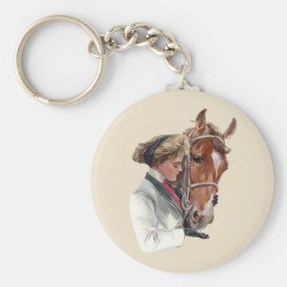 お気に入りのな馬 キーホルダー