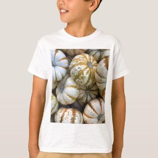 お洒落なカボチャ Tシャツ