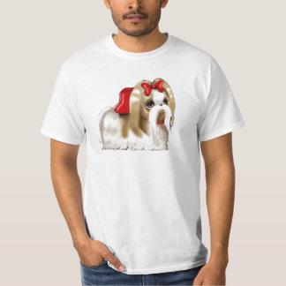 お洒落なシーズー(犬) TZU犬 Tシャツ