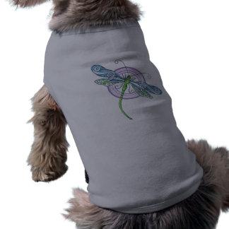 お洒落なトンボ ペット服
