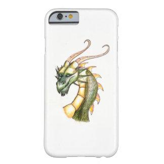 お洒落なドラゴンの箱 BARELY THERE iPhone 6 ケース