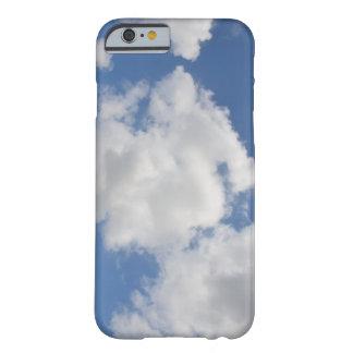 お洒落な雲のiPhone6ケース iPhone 6 ベアリーゼアケース