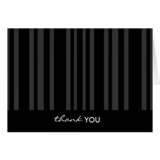 お洒落カードを感謝していして下さい カード
