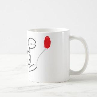 お父さんおよび私 コーヒーマグカップ