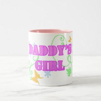 お父さんの女の子 ツートーンマグカップ