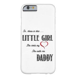 お父さんの娘愛携帯電話カバー BARELY THERE iPhone 6 ケース