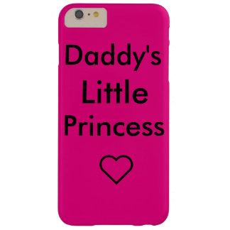 お父さんの小さい王女 BARELY THERE iPhone 6 PLUS ケース