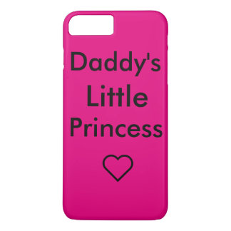 お父さんの小さい王女 iPhone 8 PLUS/7 PLUSケース