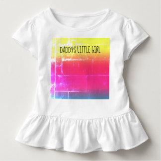お父さんの小さな女の子 トドラーTシャツ