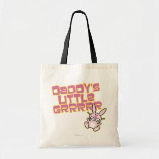 お父さんの小さな女の子 トートバッグ