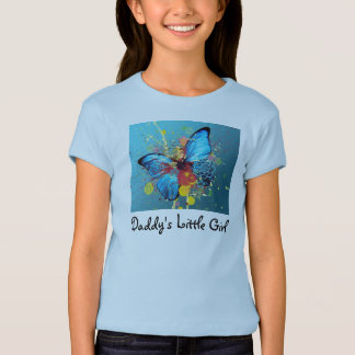 お父さんの小さな女の子 Tシャツ