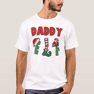 お父さんの小妖精や小人 Tシャツ