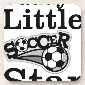 お父さんの少しサッカーのスター コースター