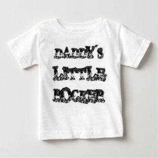 お父さんの少しロッカー ベビーTシャツ