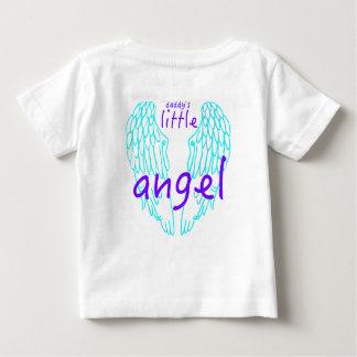 お父さんの少し天使 ベビーTシャツ