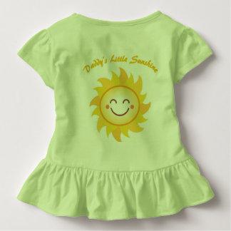 お父さんの少し日光 トドラーTシャツ