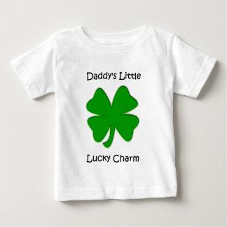 お父さんの幸運なチャーム ベビーTシャツ