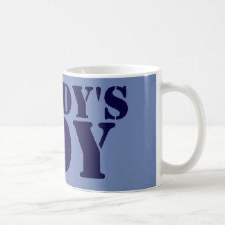 お父さんの男の子のマグ コーヒーマグカップ