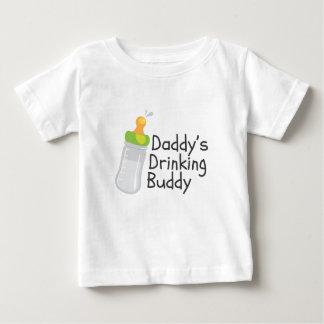 お父さんの飲む相棒 ベビーTシャツ