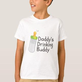 お父さんの飲む相棒 Tシャツ