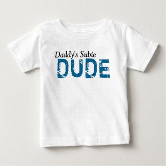 お父さんのSubieの男 ベビーTシャツ
