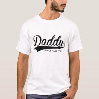 お父さんはTシャツをカスタマイズ Tシャツ
