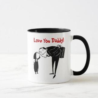 お父さん愛して下さい! マグカップ